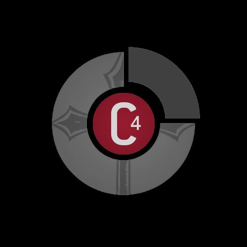 C4 Logo 2 Alpha