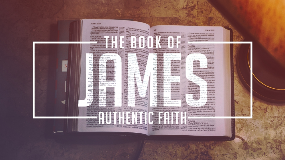 James: Authentic Faith